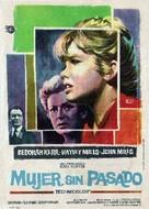 The Chalk Garden - Spanish Movie Poster (xs thumbnail)