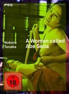 Jitsuroku Abe Sada - German Movie Cover (xs thumbnail)