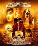 The Lost Treasure of Sawtooth Island - Movie Poster (xs thumbnail)