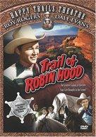 Trail of Robin Hood - DVD movie cover (xs thumbnail)