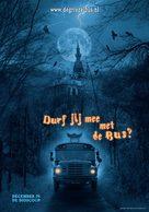 De griezelbus - Dutch Movie Poster (xs thumbnail)