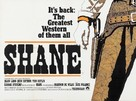 Shane - British Re-release movie poster (xs thumbnail)