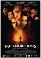 Metamorphosis - Hungarian Movie Poster (xs thumbnail)