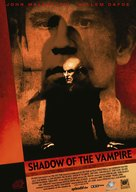 Shadow of the Vampire - German Movie Poster (xs thumbnail)