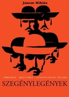 Szegénylegények - Hungarian Movie Poster (xs thumbnail)