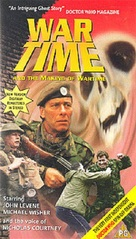 Wartime - British VHS movie cover (xs thumbnail)