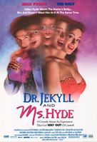 Dr. Jekyll and Ms. Hyde - Movie Poster (xs thumbnail)