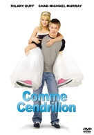 A Cinderella Story - French DVD movie cover (xs thumbnail)