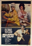 Love, the Italian Way - Spanish Movie Poster (xs thumbnail)