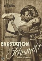 A Streetcar Named Desire - German poster (xs thumbnail)