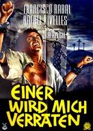 Beso de Judas, El - German Movie Poster (xs thumbnail)