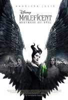Maleficent: Mistress of Evil - British Movie Poster (xs thumbnail)