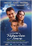 Yagmurdan sonra - Turkish Movie Poster (xs thumbnail)