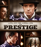 The Prestige - Blu-Ray movie cover (xs thumbnail)