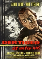 13 West Street - German Movie Poster (xs thumbnail)