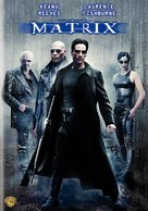 The Matrix - DVD cover (xs thumbnail)