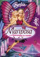 Barbie Mariposa and Her Butterfly Fairy Friends - Belgian Movie Cover (xs thumbnail)