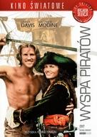 Cutthroat Island - Polish Movie Cover (xs thumbnail)