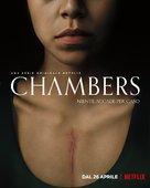 """Chambers"" - Italian Movie Poster (xs thumbnail)"
