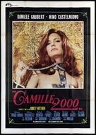 Camille 2000 - Italian Movie Poster (xs thumbnail)