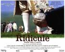 Ridicule - Spanish Movie Poster (xs thumbnail)