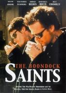 The Boondock Saints - DVD movie cover (xs thumbnail)