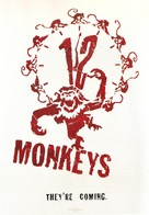 Twelve Monkeys - Movie Poster (xs thumbnail)