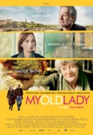 My Old Lady - French Movie Poster (xs thumbnail)