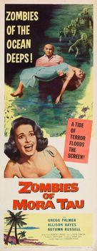 Zombies of Mora Tau - Movie Poster (xs thumbnail)