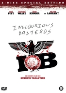 Inglourious Basterds - Dutch DVD cover (xs thumbnail)