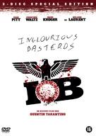 Inglourious Basterds - Dutch DVD movie cover (xs thumbnail)