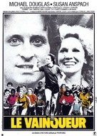 Running - French Movie Poster (xs thumbnail)