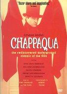 Chappaqua - DVD movie cover (xs thumbnail)
