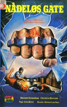 Rue barbare - Norwegian VHS cover (xs thumbnail)