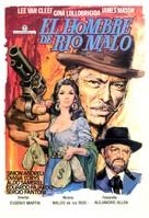 Bad Man's River - Spanish Movie Poster (xs thumbnail)
