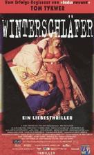 Winterschläfer - German Movie Poster (xs thumbnail)