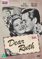 Dear Ruth - British DVD movie cover (xs thumbnail)