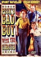Peck's Bad Boy with the Circus - Movie Cover (xs thumbnail)
