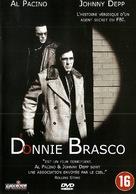 Donnie Brasco - Dutch DVD movie cover (xs thumbnail)