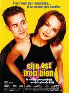 She's All That - French Movie Poster (xs thumbnail)