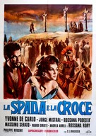 La spada e la croce - Italian Movie Poster (xs thumbnail)