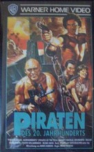 Piraty XX veka - German Movie Cover (xs thumbnail)