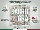 Sacro GRA - British Movie Poster (xs thumbnail)