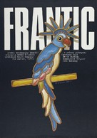 Frantic - Polish Movie Poster (xs thumbnail)