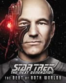 """Star Trek: The Next Generation"" - Blu-Ray cover (xs thumbnail)"