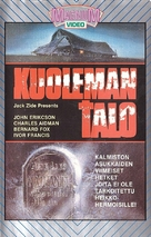 Alien Zone - Finnish VHS movie cover (xs thumbnail)
