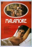 Malamore - Italian Movie Poster (xs thumbnail)