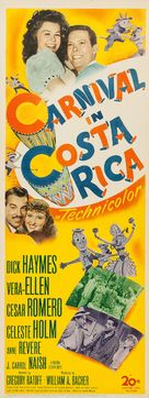 Carnival in Costa Rica - Movie Poster (xs thumbnail)