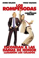 Wedding Crashers - Uruguayan Movie Poster (xs thumbnail)
