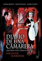 Le journal d'une femme de chambre - Spanish Movie Cover (xs thumbnail)